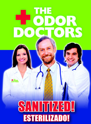 The Odor Doctors - Sanitize